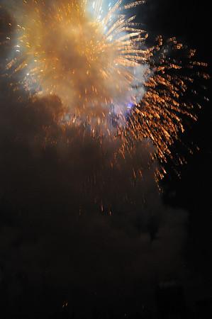 Bucher Farm Fireworks 2010