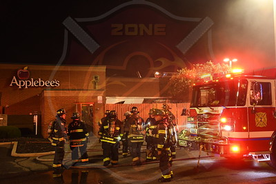 East Farmingdale Fire Co. Working General Alarm (Applebee's)  Airport Plaza 8/25/21