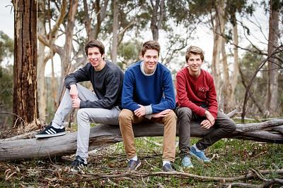 Bates Boys