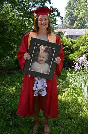 McKenna Graduation Day