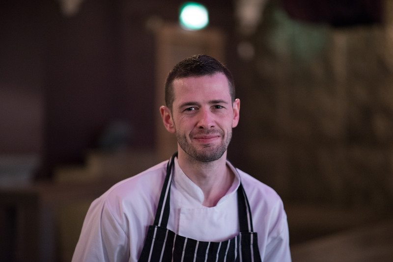 Chef at the Ghillie Dhu