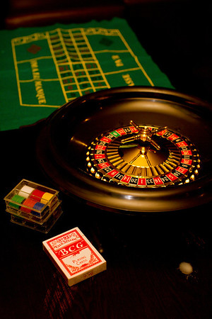 Cafemom Casino Night