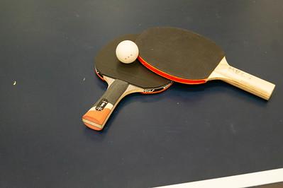 Intramural Table Tennis Singles Tournament Fall 2019