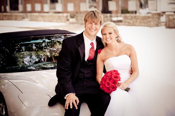 Mitch and Sarah's Wedding