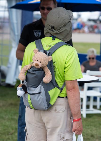 Airshow Teddy