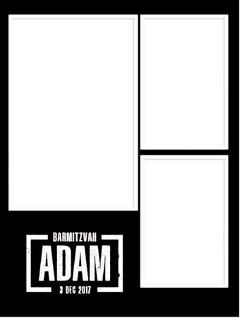 Adam's Bar Mitzvah 3.12.17