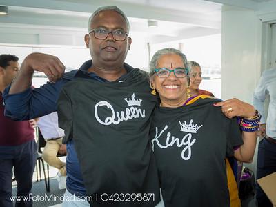 Mr Ganesan - 60th Birthday Celebration - Cruise Party