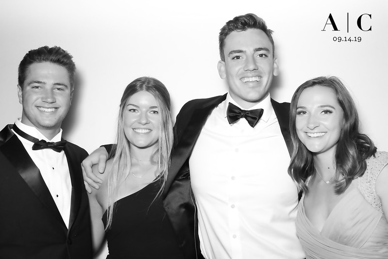 The Moore Wedding (BW SkinGlow Booth)