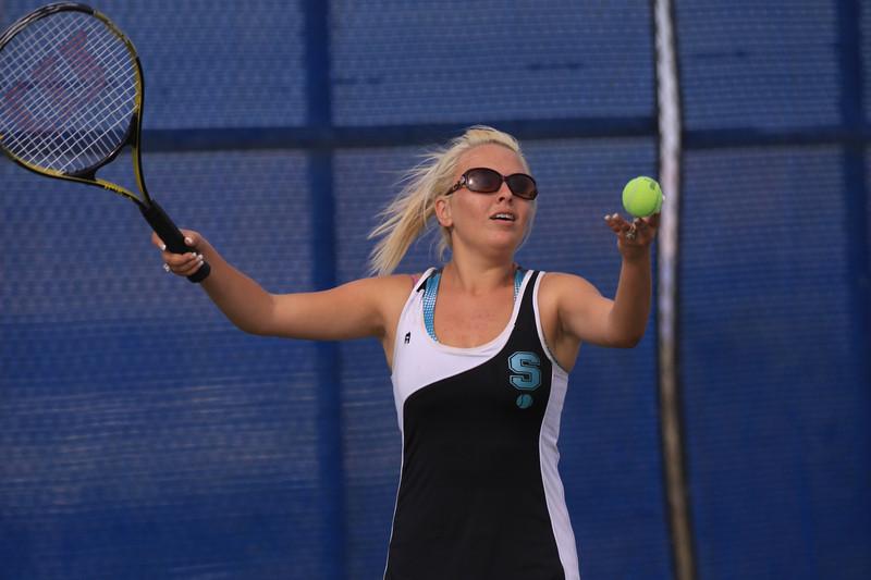 Sultana girls tennis 2012