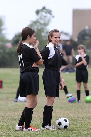 Honey Badgers Soccer