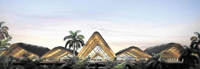 New Clark airport to introduce Modern Filipino design by Budji+Royal firm