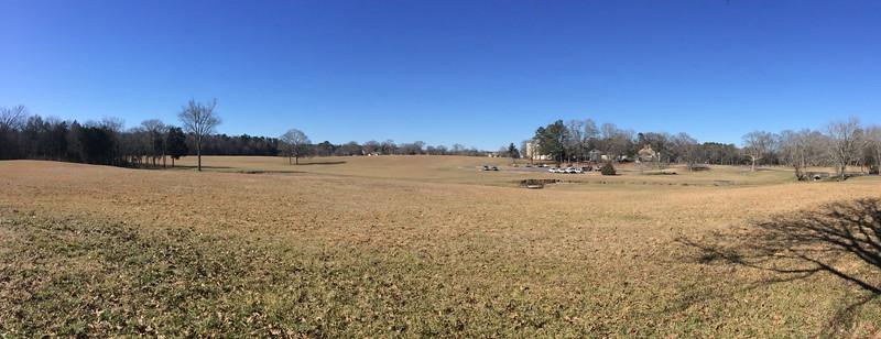 Day 3 - McDonald Field