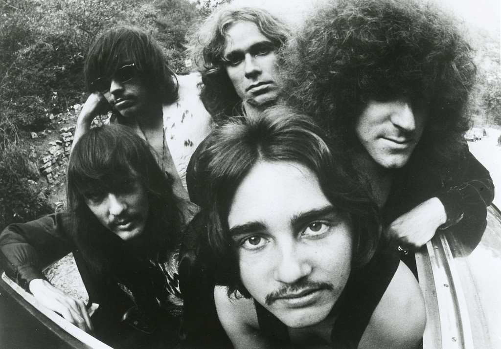. Steppenwolf (Courtesy of the Rock & Roll Hall of Fame and Museum)