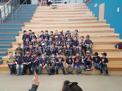 Pine Wood Derby 2017 Pack 92