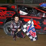 Albany-Saratoga Speedway - 9/10/21 Mark Brown