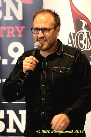 January 11, 2017 - ACMA Awards Show Press Conference