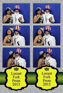 Locust Fork Prom 2013