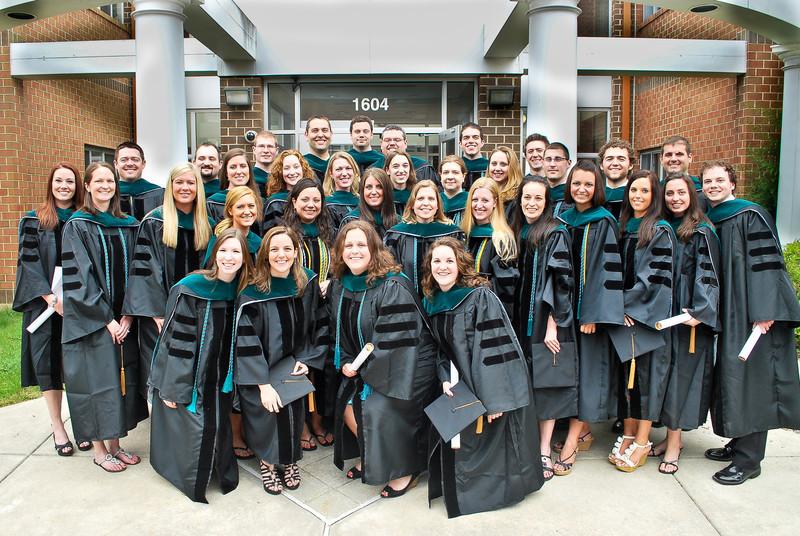 Widener IPTE Graduation 2011