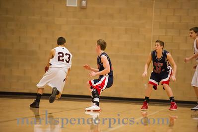 Basketball Soph SHS vs MapleMt 1-31-2012