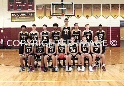 BOYS JV & VARSITY BASKETBALL TEAM PICS