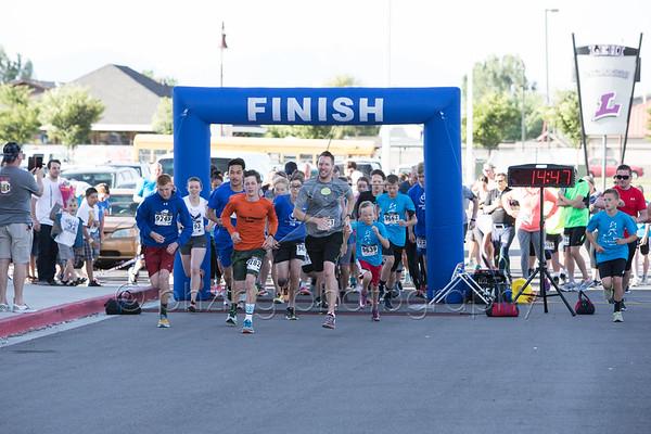 2017 Lehi Roundup 10K/5K/Kids Mile