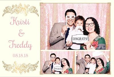 Kristi & Freddy 8.18.18