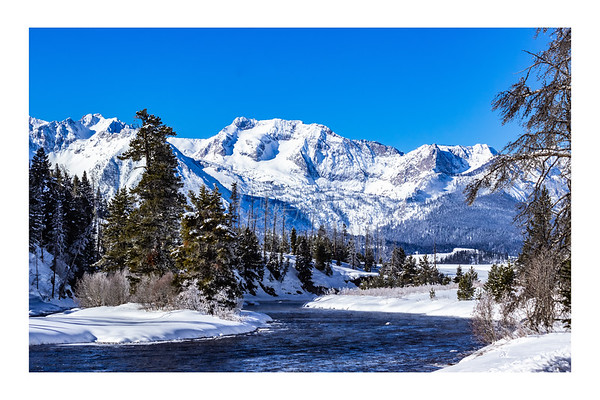 Sawtooth National Forest and the Salmon River