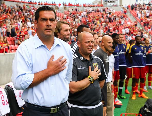 RSL vs Colorado Rapids •06-07-2015
