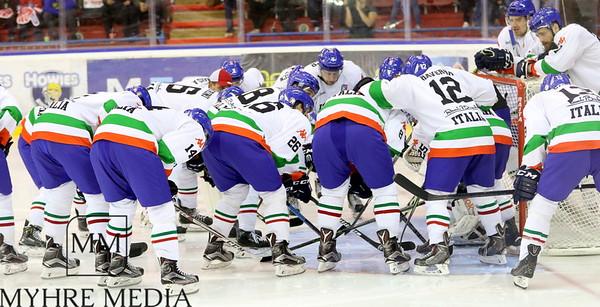 OL-kvalik Norge-Italia