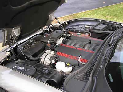 Yvonne's 2006 Corvette