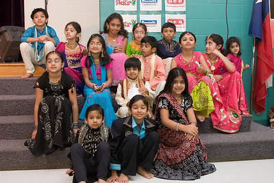 Mills Elementary International Celebration
