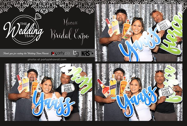 Bridal Expo - July 2018 (LED Dazzle Booth)