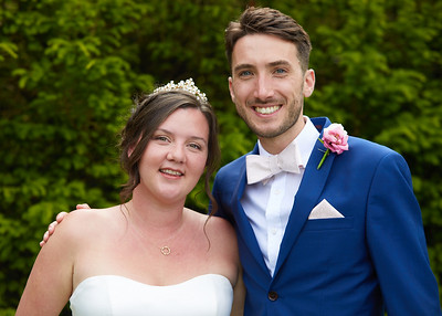 Kathryn and Richard Wedding