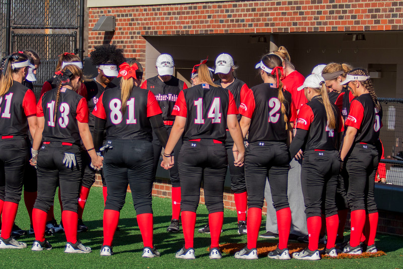 GWU Softball vs. Youngstown State Feb 2018