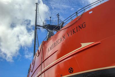 Fleet Fisheries | American Viking Ship Launch