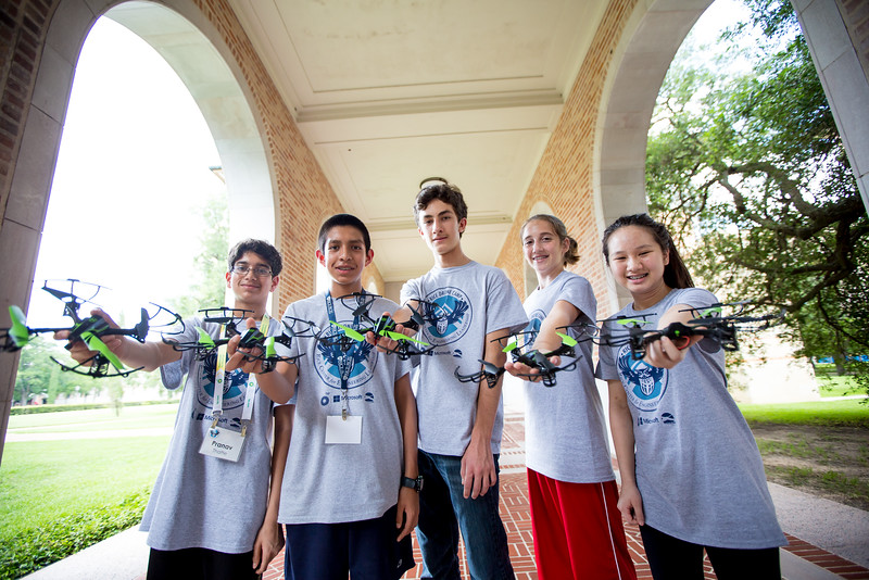Rice University | RCEL Drone Camp