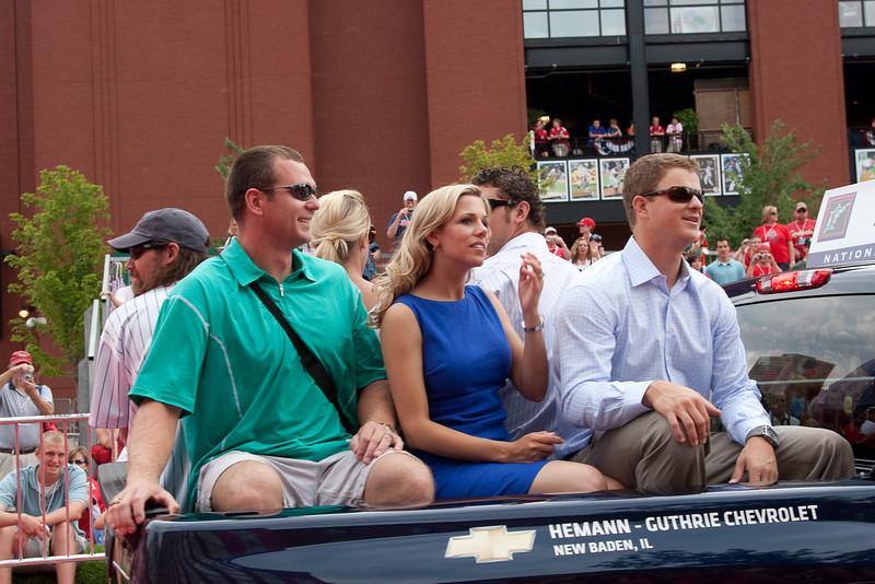 "Matt Cain, Giants, 2009 MLB All Star Game ""Red Carpet Show"", St. Louis, MO"