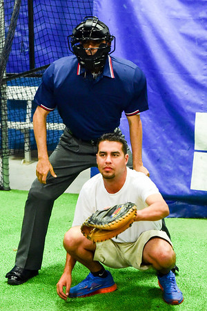 Wounded Warriors - umpire training