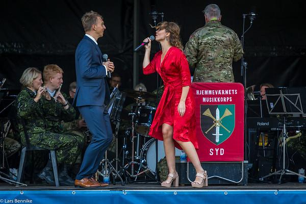 2018 Koncert i slotsgården