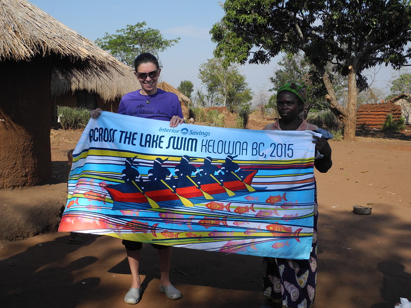 Biggi's Towel in Malawi
