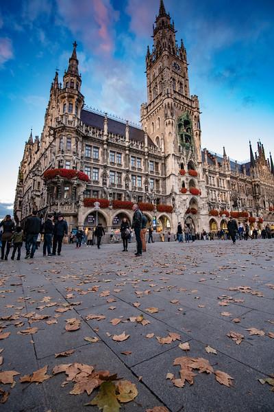 Munich Plaza