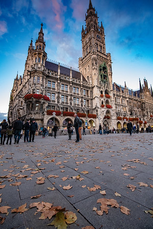 Munich Plaza