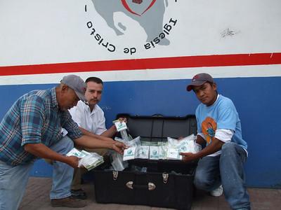 Seed Shipment to Porta Cabeza