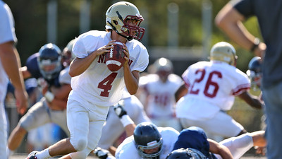2012 Marin Catholic Football Scrimmage