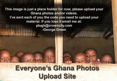 Coronado High School 2011 Ghana Trip