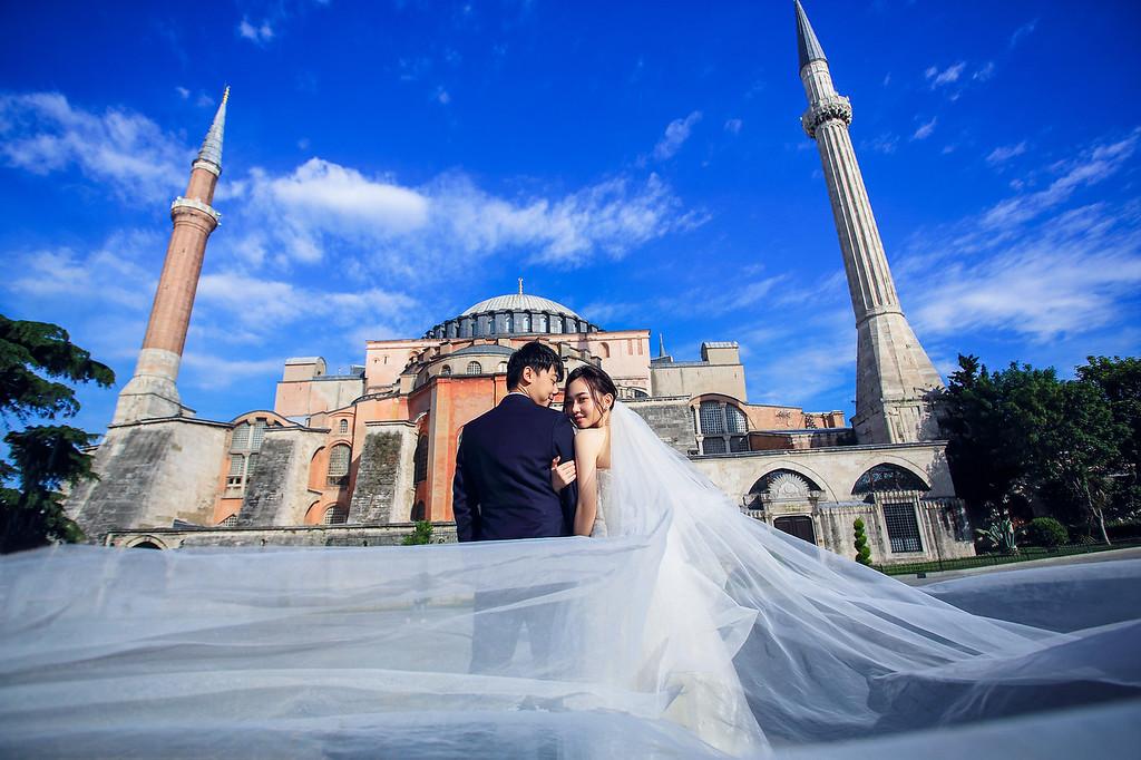 istanbul pre wedding