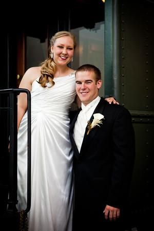 Brian & Kendall Wedding