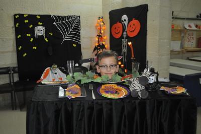 Halloween Meeting - Thurs 3rd Nov 2011