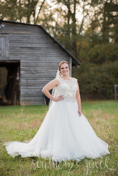 Natalie B Bridal Portraits
