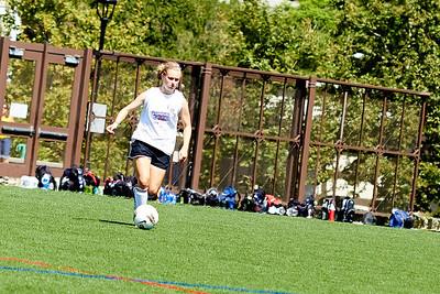 Pomona Soccer Clinic 2013